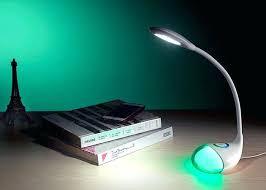 led study lamp sensor touch changeable led night lamp led study lamp wireless charging led study