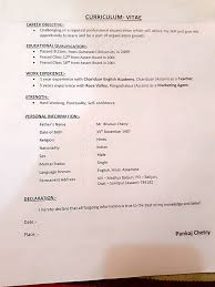 How To Make A Curriculum Vitae Mesmerizing 28 Ways To Make A Resume WikiHow