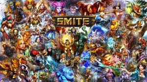 smite wallpaper by sm a on deviantart