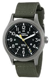 amazon com timex men s t49961 expedition scout watch nylon amazon com timex men s t49961 expedition scout watch nylon band