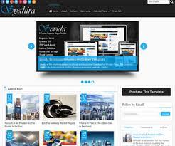 responsive blogger templates syahira responsive premium blogger template blogger templates 2018