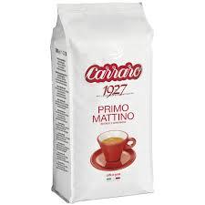 <b>Кофе в зернах Carraro</b> Примо Маттино купить в Москве | Технопарк