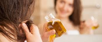 Resultado de imagem para linseed oil in hair