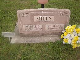 Myrtle S. Shook Mills (1900-1952) - Find A Grave Memorial