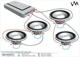 2 4 ohm subwoofer wiring diagram diagrams michaelhannan co subwoofer wiring diagram 12 volt ohm dual voice coil parallel com 2 subwoofer wiring diagram