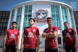 Suphanburi FC - Pradžia