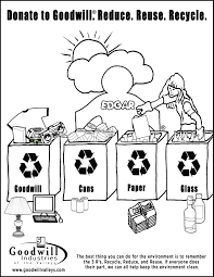 Small Picture Recycle Coloring Pages 25982 Bestofcoloringcom