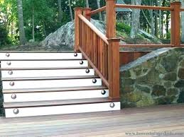 prefabricated exterior steps prefab outdoor wooden wood plans keywords staircases