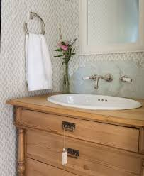 new england style bathroom cabinets. bathroom - powder room lavette wallpaper wall covering custom wood vanity new england style cabinets k