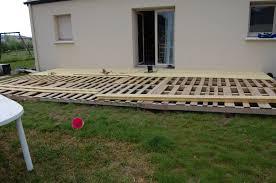 Terrasse En Palette En Bois Maison Design Bahbe Com