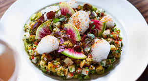 3 course at michelin recommended avant garden vegan fine dining restaurant branches out to williamsburg