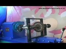 autometic ceiling fan winding machine coil winding machine