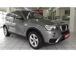 2015 BMW X3 XDrive20d (F25) Grey With 50,000km LIKE NEW!  M
