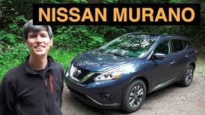 2015 Nissan Murano - Review & Test Drive - YouTube