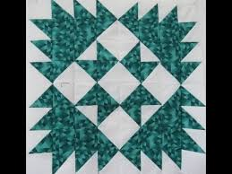 Delectable Mountain Quilt Block Pattern Video - YouTube &  Adamdwight.com