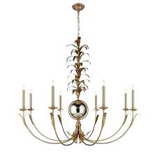 visual comfort chandelier visual comfort 8 light large chandelier in gilded iron visual comfort flanders chandelier