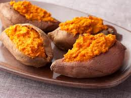 baked sweet potato recipes. Delighful Baked Twice Baked Sweet Potato Food Network Recipe  The Neelys To Potato Recipes F