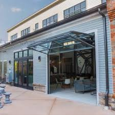 folding garage doors. Perfect Folding Also Shows How The SST II Bifold Has No Mechanisms Or Parts Obstructing  View From Interior In Folding Garage Doors S