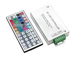 <b>Контроллер SWGroup</b> LED MIX <b>RGB 12V</b>-24V 18A RF-<b>RGB</b>-44 ...