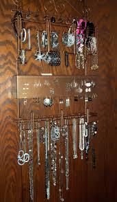 Cheapskate 4 Life: Longstem Over-the-Door Jewelry Organizer ...