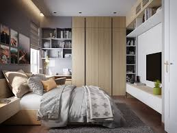 Storage Inspiration For Small Bedroom