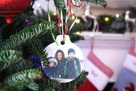 christmas decorations office kims. Turn Photos Into Ornaments | Kim Byers Christmas Decorations Office Kims
