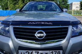 "<b>ДЕФЛЕКТОР КАПОТА</b> ""<b>VIP TUNING</b>"". — Nissan Almera Classic, 1.6 ..."