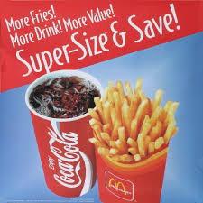 mcdonalds supersize drink. Brilliant Drink For Mcdonalds Supersize Drink
