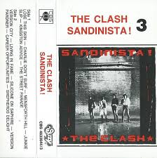 Payment Advice Slip Fascinating The Clash Sandinista 48 Cassette Album At Discogs