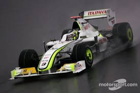 Everything you need to know about mercedes' f1 history from 2010 on. 2009 Brawn Gp Mercedes Jenson Button Formula Racing Formula One Formula 1 Car
