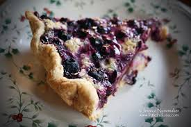 Best Pie Recipes Best Pie Recipes Blueberry Cream Pie Mastercook