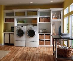 kitchen laundry room cabinets laundry. Laundry Room Cabinets In Painted White Maple By Diamond Cabinetry Kitchen N