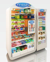 Fresh Vending Machines Awesome Investing In Health Food Machines