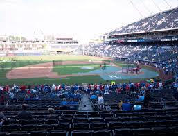 Kauffman Stadium Section 221 Seat Views Seatgeek