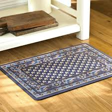 kitchen rugs kitchen rugs washable rubber backed