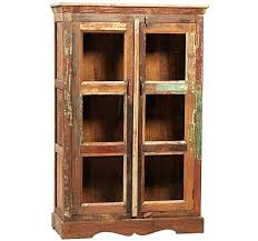 curio cabinet with glass door cabinet with glass doors home for you small curio warm cabinets