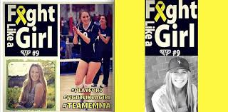 Help SVVC's #9 Emma Griffith Battle Osteosarcoma | VolleyCall