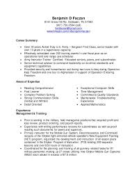 Old Fashioned Generic Resume Summary Images Resume Ideas