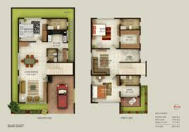 fancy design 4 duplex house plans for 30x50 site east facing 30 x 40 ripping 50