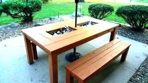 cool patio table with cooler patio outdoor cooler table canada