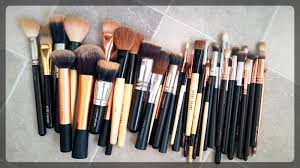 so you clean your self your clothes your home and your dishes so why wouldn t you clean your makeup brushes