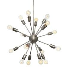 sputnik chandelier cozy innovative julius 10 light