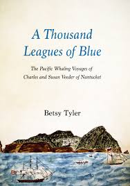 A Thousand League of Blue by Betsy Tyler | NHA Shop