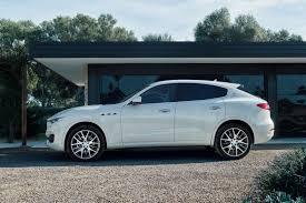 2018 maserati levante price. unique maserati side view white and 2018 maserati levante price