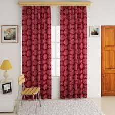 Designer Curtains Flipkart Iws 275 Cm 9 Ft Polyester Long Door Curtain Pack Of 2
