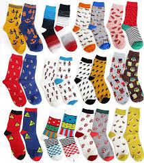 Старший хлопок emoji <b>носки</b> HARAJUKU будущие счастливые ...