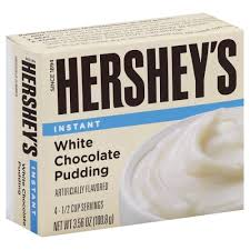 hershey white chocolate pudding. Wonderful White Pudding White Chocolate Instant On Hershey Chocolate Pudding S