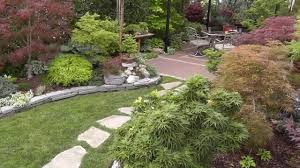 Small Picture The Summer Garden Japanese Maple Garden Back yard tour YouTube