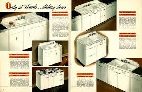 Retro Kitchen Furniture Retro Kitchen Cabinets Metal Cliff Kitchen