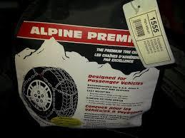 Buy Laclede Chain 7021 555 07 Alpine Premier Passenger Car